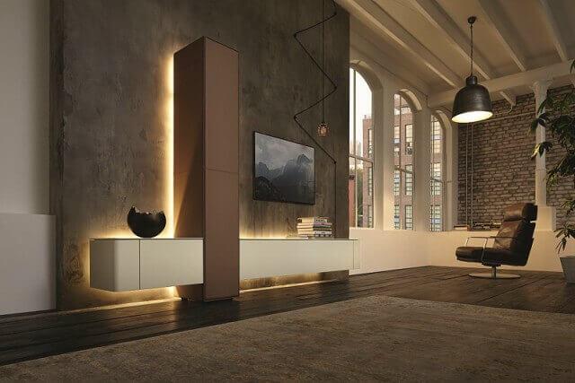 Hülsta Gentis Schlafzimmer Wohnwand: Preise und Modellinfo