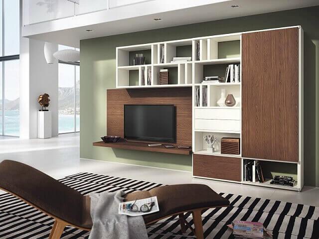 h lsta mega design wohnwand preise und optionen. Black Bedroom Furniture Sets. Home Design Ideas