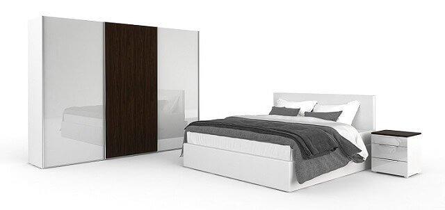 nolte concept me schlafzimmer preise und varianten. Black Bedroom Furniture Sets. Home Design Ideas
