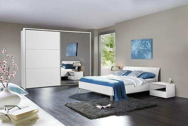Nolte Möbel - Velia Schrank und Kommode / Elino Bett