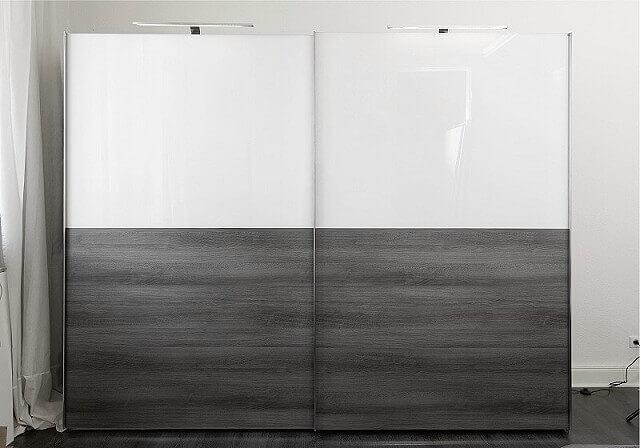nolte velia kleiderschrank preise und optionen. Black Bedroom Furniture Sets. Home Design Ideas